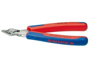 Strihacie kliešte ELECTRONIC Super-Knips 125 mm KNIPEX 78 03 125 (DIN ISO 9654)