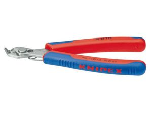 Strihacie kliešte ELECTRONIC Super-Knips 125 mm KNIPEX 78 23 125 (DIN ISO 9654)