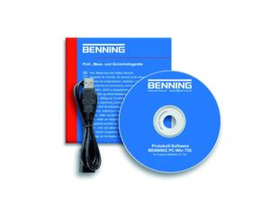 Software BENNING PC-Win ST 750