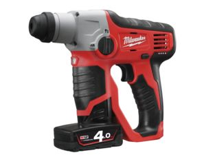 Aku vŕtacie kladivo Milwaukee M12 H-402C (SDS-Plus)