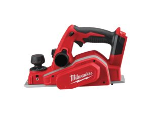 Aku hoblík Milwaukee M18 BP-0 so záberom 82 mm (Bez aku)